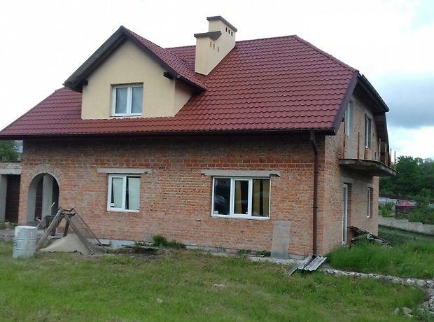 двухэтажный дом с гаражом, 120 кв. м, кирпич. Продажа в Подгородном (Тернопольская обл.) фото 1