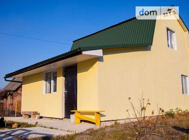 двухэтажный дом с подвалом, 70 кв. м, кирпич. Продажа в Подгородном (Тернопольская обл.) фото 1