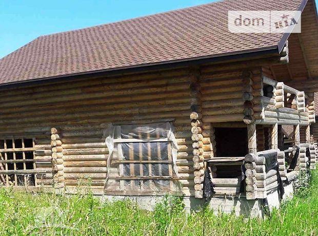 двухэтажный дом с террасой, 170 кв. м, сруб. Продажа в Подгородном (Тернопольская обл.) фото 1