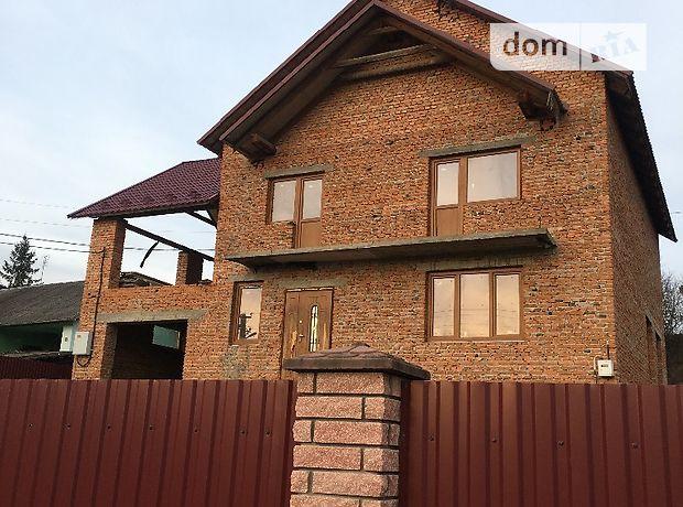 двухэтажный дом с террасой, 200 кв. м, кирпич. Продажа в Подгородном (Тернопольская обл.) фото 1