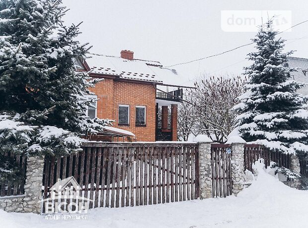 трехэтажный дом с террасой, 153 кв. м, кирпич. Продажа в Подгородном (Тернопольская обл.) фото 1