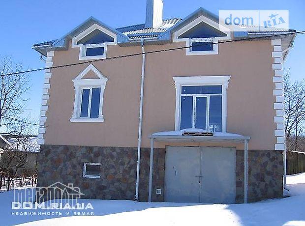 двухэтажный дом с гаражом, 240 кв. м, кирпич. Продажа в Подгородном (Тернопольская обл.) фото 1