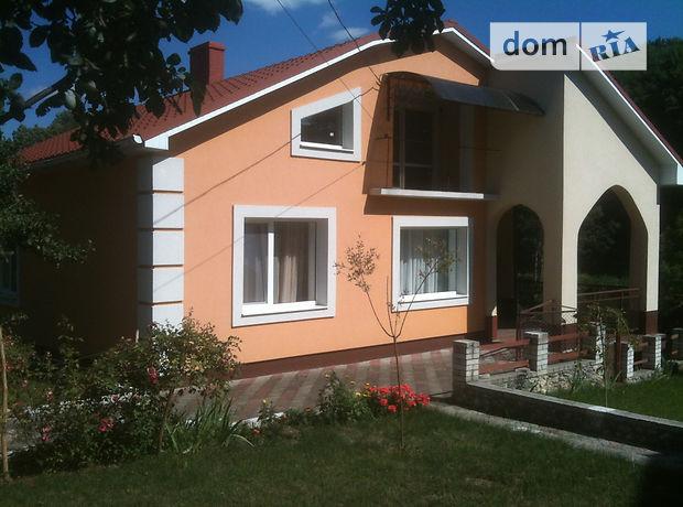 двухэтажный дом с садом, 162 кв. м, кирпич. Продажа в Тернополе район Пронятин фото 1