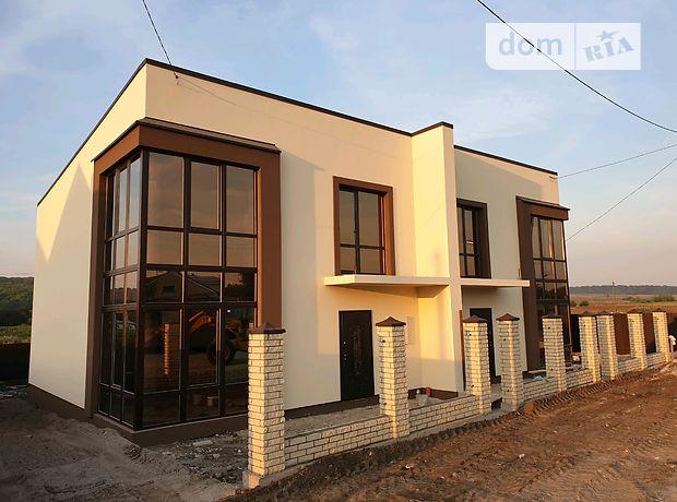 двухэтажный дом с камином, 150 кв. м, газобетон. Продажа в Тернополе район Сахарный завод фото 1