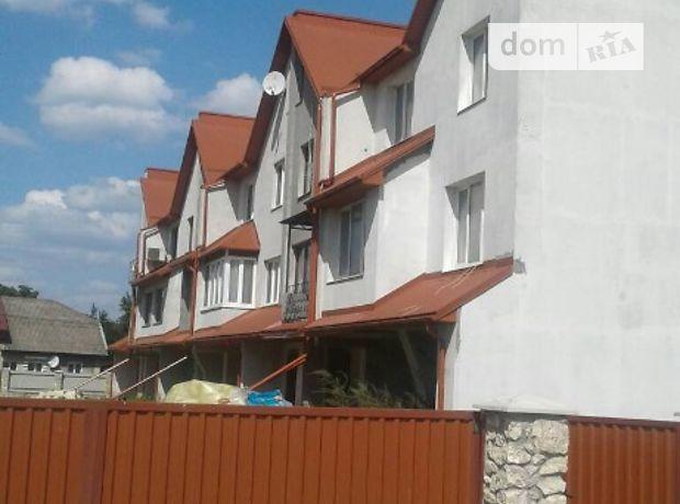 двухэтажный дом с гаражом, 139 кв. м, кирпич. Продажа в Тернополе район Сахарный завод фото 1