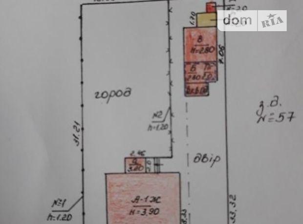 одноэтажный дом, 62 кв. м, кирпич. Продажа в Тернополе район Сахарный завод фото 1