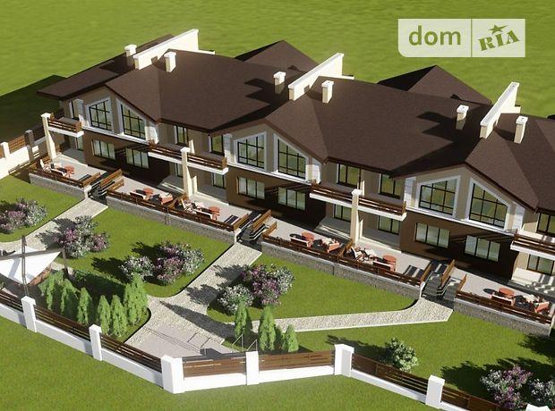 двухэтажный дом с камином, 160 кв. м, кирпич. Продажа в Тернополе район Сахарный завод фото 1