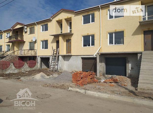 одноэтажный дом, 171 кв. м, кирпич. Продажа в Тернополе район Сахарный завод фото 1
