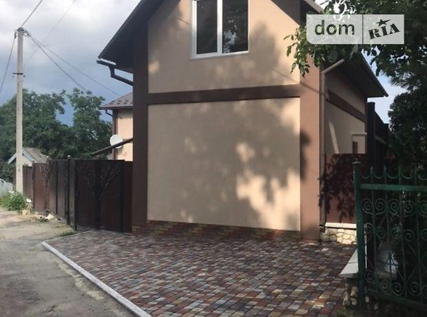 двухэтажный дом с балконом, 62 кв. м, кирпич. Продажа в Тернополе фото 1