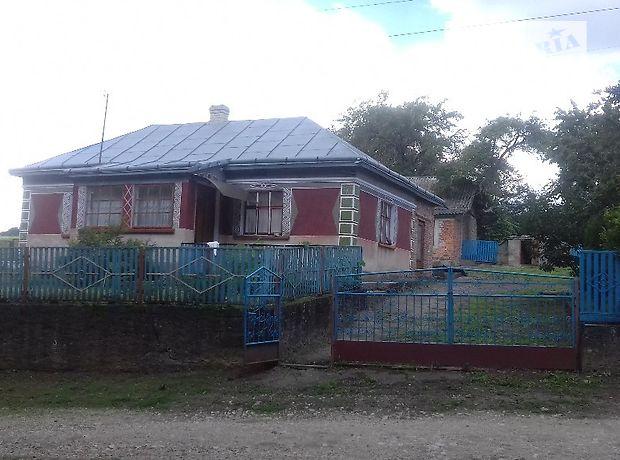 одноэтажный дом с садом, 1180 кв. м, бутовый камень. Продажа в Скоморохах (Тернопольская обл.) фото 1
