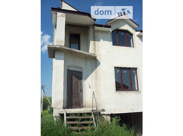 Продажа дома, 182м², Тернополь, р‑н.Смиковци, Пригород
