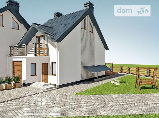 двухэтажный дом с террасой, 210 кв. м, кирпич. Продажа в Смиковци (Тернопольская обл.) фото 1
