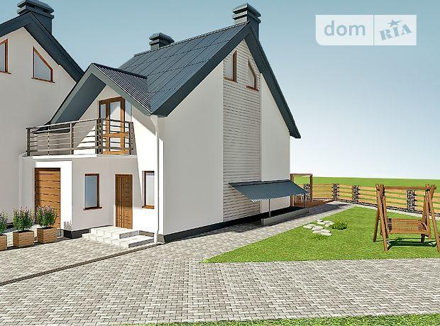 трехэтажный дом с террасой, 210 кв. м, кирпич. Продажа в Смиковци (Тернопольская обл.) фото 1
