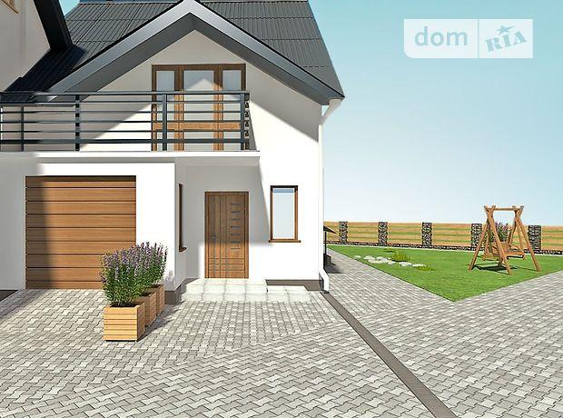 двухэтажный дом с камином, 145 кв. м, кирпич. Продажа в Смиковци (Тернопольская обл.) фото 1