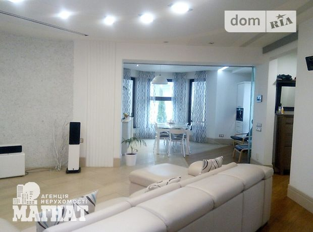 трехэтажный дом с камином, 309 кв. м, кирпич. Продажа в Смиковци (Тернопольская обл.) фото 1