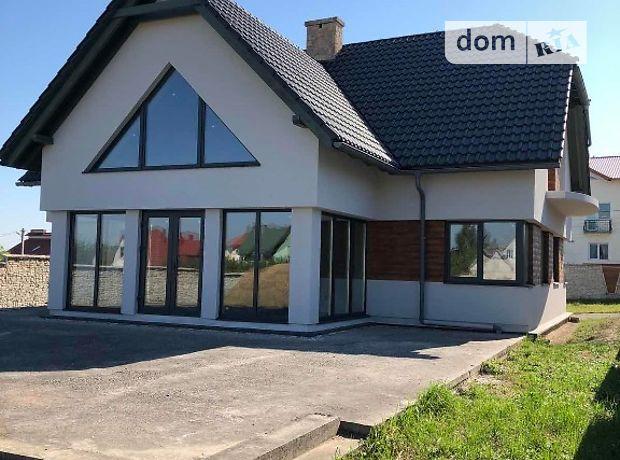 двухэтажный дом с камином, 380 кв. м, поротерм. Продажа в Смиковци (Тернопольская обл.) фото 1