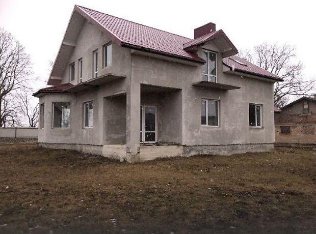 двухэтажный дом с гаражом, 200 кв. м, кирпич. Продажа в Смиковци (Тернопольская обл.) фото 1