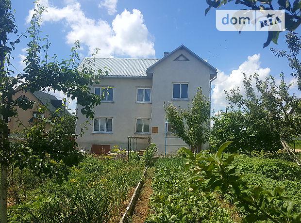 двухэтажный дом с садом, 167 кв. м, кирпич. Продажа в Смиковци (Тернопольская обл.) фото 1