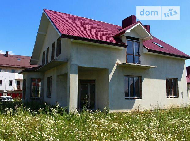 двухэтажный дом с камином, 300 кв. м, кирпич. Продажа в Смиковци (Тернопольская обл.) фото 1