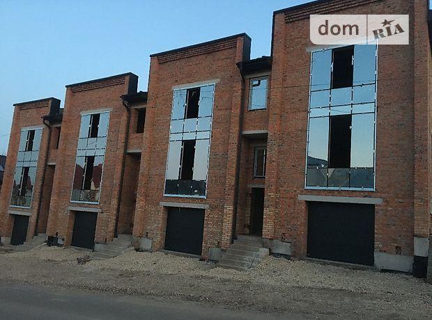 двухэтажный дом с гаражом, 200 кв. м, кирпич. Продажа в Тернополе район Старый парк фото 1