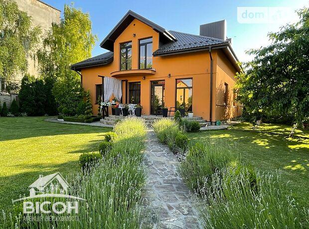 одноэтажный дом с камином, 350 кв. м, кирпич. Продажа в Тернополе район Старый парк фото 1
