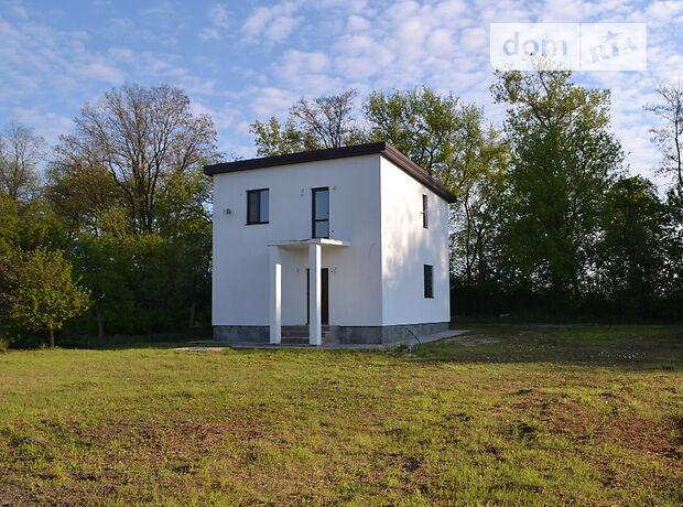 двухэтажный дом с камином, 89.9 кв. м, газобетон. Продажа в Ступках (Тернопольская обл.) фото 1