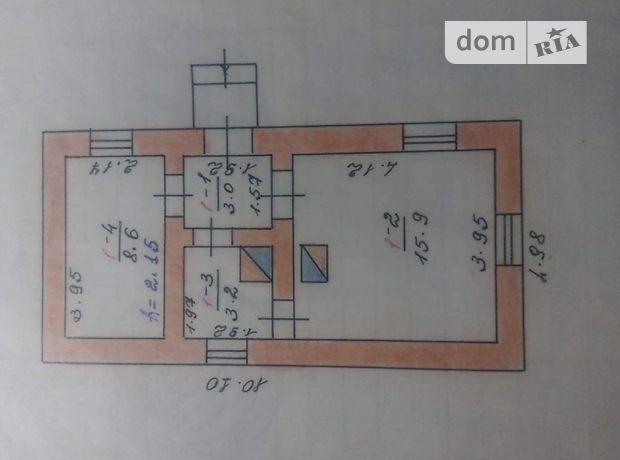 одноэтажный дом, 31 кв. м, кирпич. Продажа в Ступках (Тернопольская обл.) фото 1