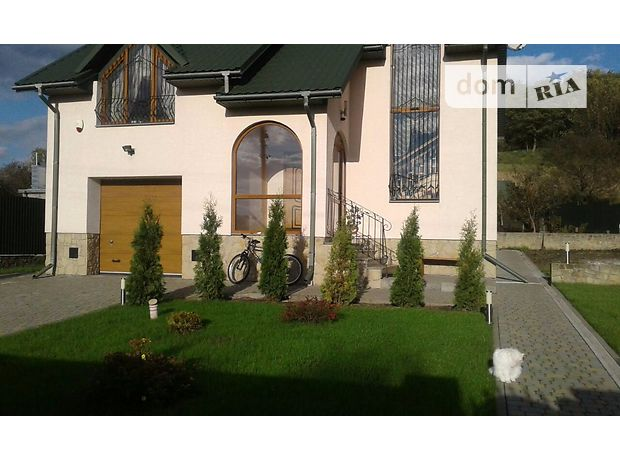 двухэтажный дом с садом, 196 кв. м, кирпич. Продажа в Толстолуге (Тернопольская обл.) фото 1