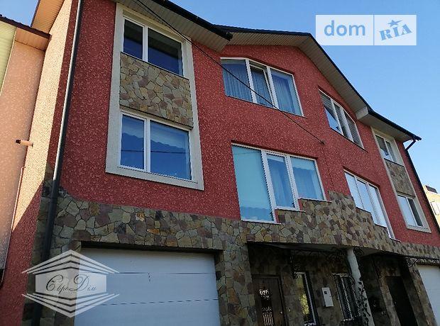 трехэтажный дом с балконом, 283.1 кв. м, газобетон. Продажа в Тернополе район Центр фото 1