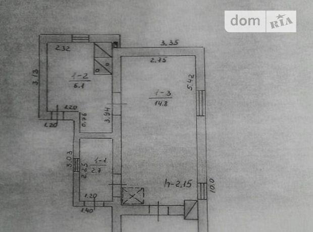 Продажа дома, 40м², Тернополь, р‑н.Центр, Острожского Князя улица