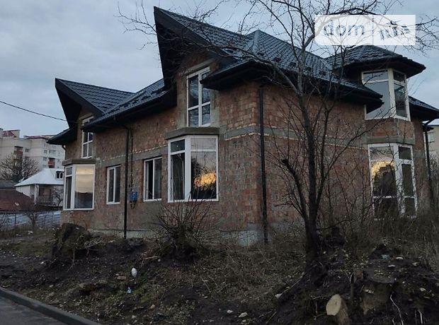 двухэтажный дом, 140 кв. м, кирпич. Продажа в Тернополе район Центр фото 1