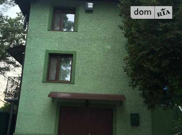 трехэтажный дом с камином, 183 кв. м, кирпич. Продажа в Тернополе район Центр фото 1