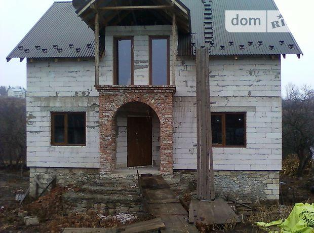 двухэтажный дом с садом, 150 кв. м, газобетон. Продажа в Великой Луке (Тернопольская обл.) фото 1