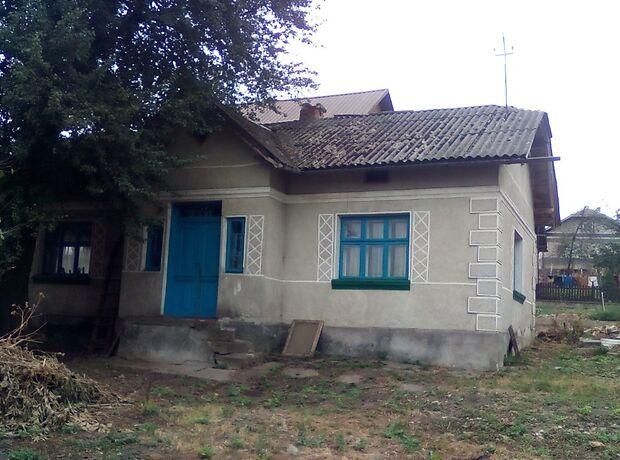 одноэтажный дом с подвалом, 80 кв. м, кирпич. Продажа в Великой Луке (Тернопольская обл.) фото 1