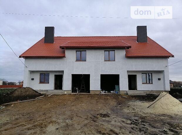 двухэтажный дом с террасой, 190.5 кв. м, кирпич. Продажа в Великиких Бирок (Тернопольская обл.) фото 1