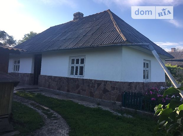 одноэтажный дом с садом, 3000 кв. м, кирпич. Продажа в Великиких Бирок (Тернопольская обл.) фото 1