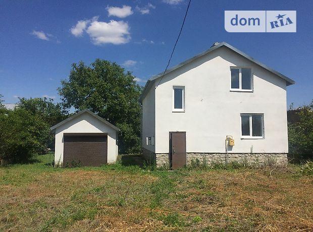 двухэтажный дом, 109 кв. м, ракушечник (ракушняк). Продажа в Великиких Бирок (Тернопольская обл.) фото 1