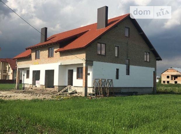 двухэтажный дом с гаражом, 190 кв. м, кирпич. Продажа в Великиких Бирок (Тернопольская обл.) фото 1