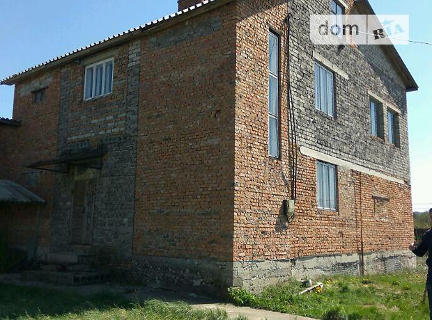 двухэтажный дом с садом, 210 кв. м, кирпич. Продажа в Великиких Бирок (Тернопольская обл.) фото 1