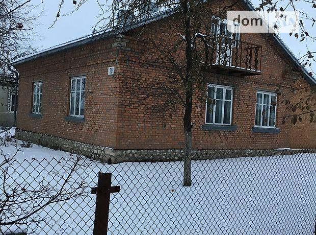 одноэтажный дом с садом, 100 кв. м, кирпич. Продажа в Великиких Бирок (Тернопольская обл.) фото 1