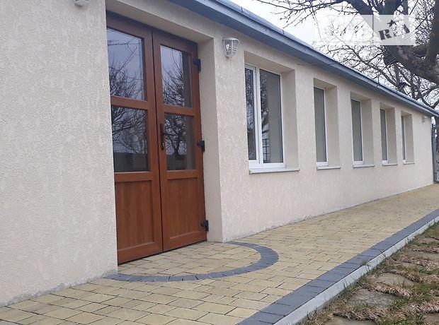 одноэтажный дом с камином, 130 кв. м, кирпич. Продажа в Великиких Бирок (Тернопольская обл.) фото 1
