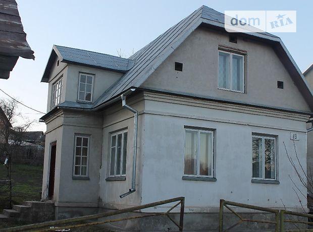 одноэтажный дом с садом, 90.6 кв. м, кирпич. Продажа в Великиких Бирок (Тернопольская обл.) фото 1