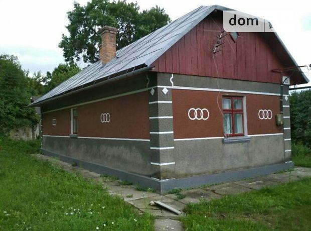 одноэтажный дом, 55 кв. м, глинобитный. Продажа в Великиких Бирок (Тернопольская обл.) фото 1