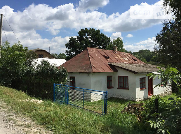 одноэтажный дом с верандой, 62.5 кв. м, кирпич. Продажа в Великиких Бирок (Тернопольская обл.) фото 1