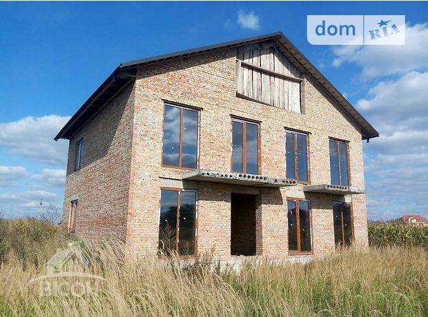 двухэтажный дом с гаражом, 240 кв. м, кирпич. Продажа в Великих Гаях (Тернопольская обл.) фото 1