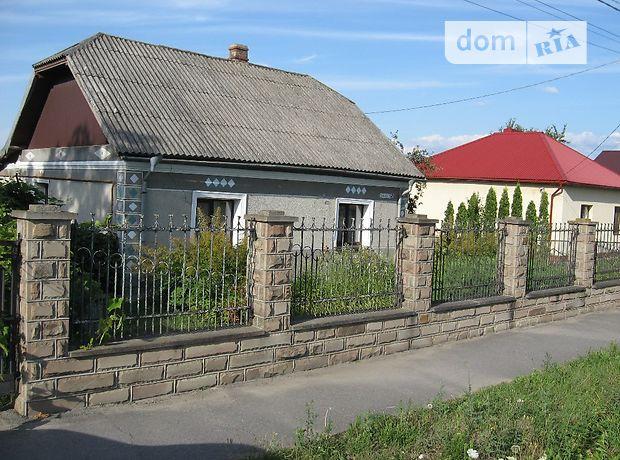 одноэтажный дом с подвалом, 67 кв. м, кирпич. Продажа в Великих Гаях (Тернопольская обл.) фото 1
