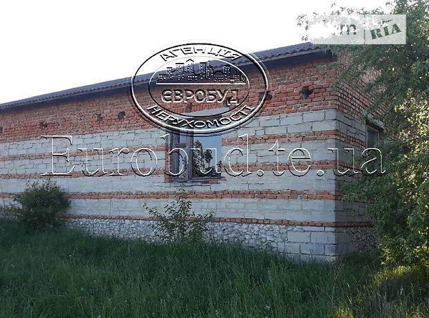одноэтажный дом, 198 кв. м, кирпич. Продажа в Великих Гаях (Тернопольская обл.) фото 1