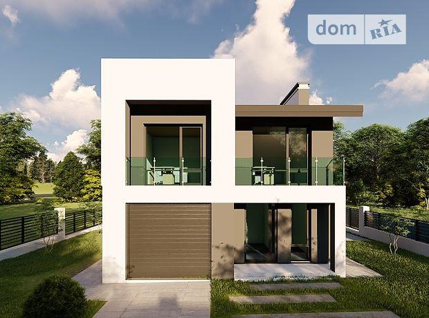 двухэтажный дом с камином, 140 кв. м, кирпич. Продажа в Великих Гаях (Тернопольская обл.) фото 1