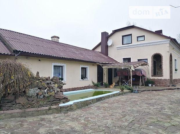 двухэтажный дом с камином, 380 кв. м, кирпич. Продажа в Великих Гаях (Тернопольская обл.) фото 1