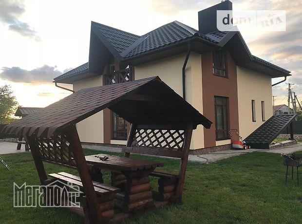 двухэтажный дом с камином, 160 кв. м, кирпич. Продажа в undefined (Тернопольская обл.) фото 1